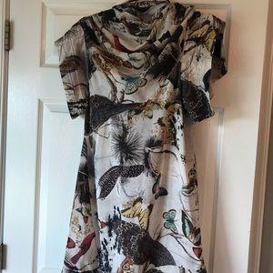 All Saints Dresses - All Saints Spring Forest Nami Dress